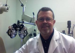 Dr. Jeffrey McClain
